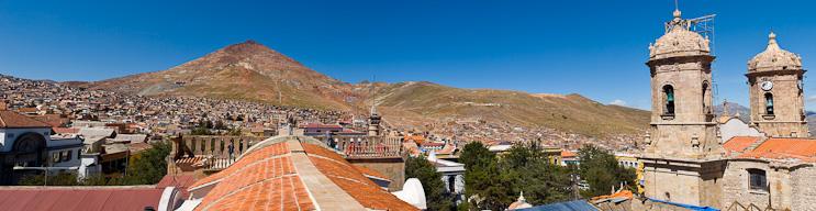 Potosí und der Berg, der Menschen frisst-0